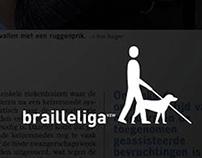 Brailleliga | Solidariteitsprijs