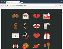 16+ Free Valentine's Day Icons