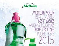 Carte de Voeux - McBride