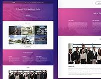Zid31 Studio website design