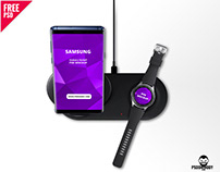 http://psddaddy.com/galaxy-note-9-with-smartwatch-mocku