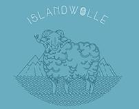 - - ISLANDWOLLE -- Infografik für strickr.berlin