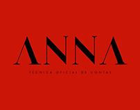 Logótipo ANNA – Toc
