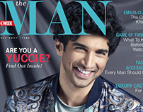 The Man Magazine July'17 - Aditya Roy Kapoor
