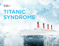 Chief Reinvention Officer. Titanic Syndrome