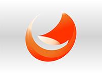 Personal branding : logotype Elodie JOB