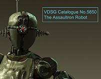 Fallout 4 - The Assultron Robot