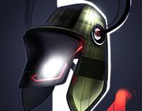 Chavo helmet