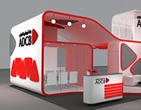 ADCB Stand, Dubai  |  12x8m