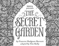 'The Secret Garden' Show Poster