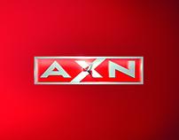 AXN - Rebrand