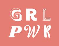 GRL PWR Branding