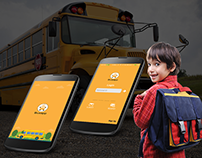 Live Tracking School bus APP