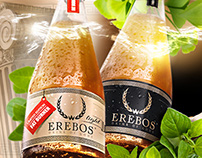Erebos packaging design