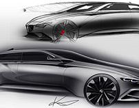 BMW-Concept - Exterior Design