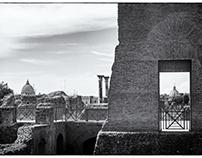 Rome B/W