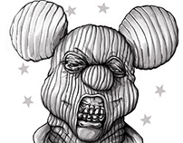 Cashville Mickey – T-shirt Graphic