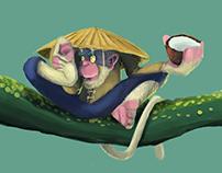 Oriental way of life WIP