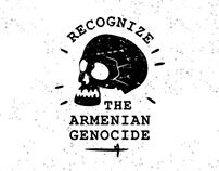 Armenian Genocide Logo Templates/Stickers