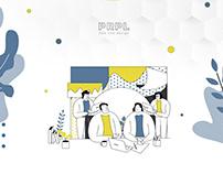 PRPL Web Site Design