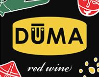 Duma - Wine design