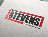 Branding Groupe Stevens
