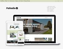Palladio | Interior Design & Architecture Theme