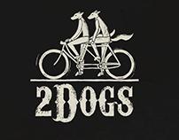 2Dogs Logo