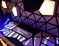 Paparazzi Nightclub | Interior Design by BARDI