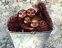 5 Monsters in a Teacup