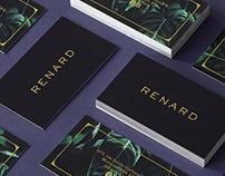 Renard - Brand identity