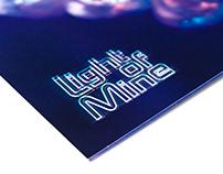 KYLE 'Light of Mine' Branding & Album Packaging