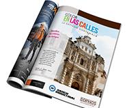 Color en las Calles Antigua Guatemala