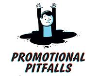 Promotional Pitfalls - Editorial Layouts