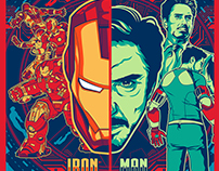 Ironman Alternative Poster.