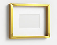 Simple pictures frames