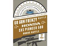 CAMPAIGN: South Carolina Ducks Unlimited Gun Frenzy