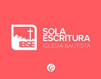 Iglesia Bautista Sola Escritura - Identidad Corporativa