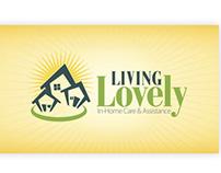 Living Lovely Branding & Web Design