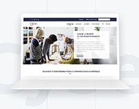 Création du site web du CLUSIF