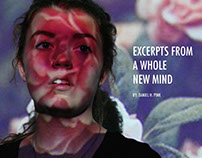 A Whole New Mind Magazine Design (2016)