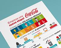 Coca-Cola. Nuevas oficinas