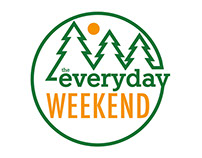 Logo Design/Branding for The Everyday Weekend.