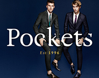 Pockets rebrand