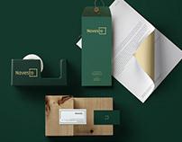 Novesto - Brand design