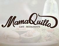 Mama Quilla Rebranding