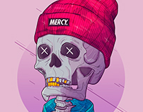 Skeleton Swag
