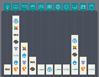 Infographic: The Top CMS Platforms by Usage