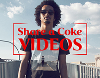 Share a Coke website videos