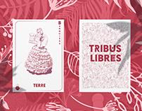 Cartes des tribus du Festival Tribus Libres